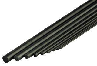 TONDINI DI CARBONIO 1,2mm 10pz
