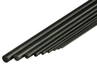 TONDINI DI CARBONIO 1,5mm 10pz