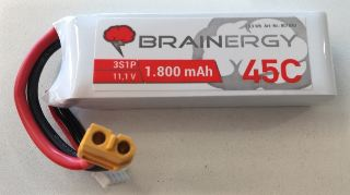 LiPo Brainergy 11,1v 1800mAh