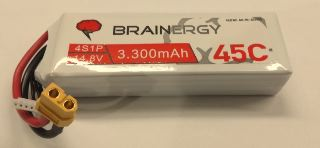 LiPo Brainergy 14,8v 3300mAh