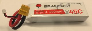 LiPo Brainergy 11,1v 4200mAh