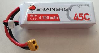 LiPo Brainergy 14,8v 4200mAh