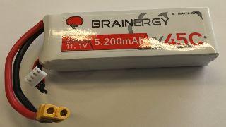 LiPo Brainergy 11,1v 5200mAh