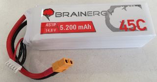 LiPo Brainergy 14,8v 5200mAh