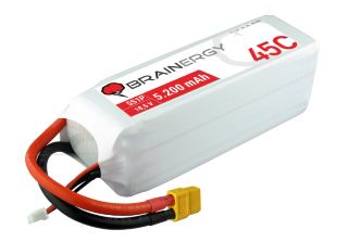 LiPo Brainergy 18,5v 5200mAh