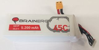 LiPo Brainergy 22,2v 5200mAh