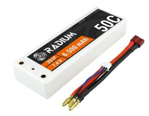 LiPo CAR RADIUM 7,4v 6500mAh