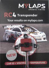 TRANSPONDER RC4     NON HYBRID