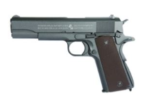 COLT 1911 BLOW BACK A CO2