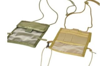 PORTA BADGE OLIVE DRAB