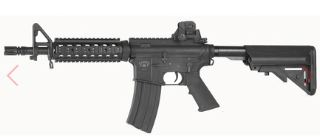 FUCILE BLACKWATER BW15 CQB