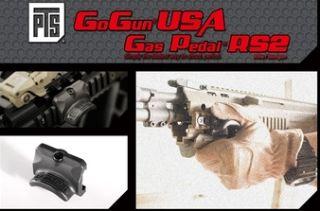 RAIL GOGUN GAS PEDAL RS2