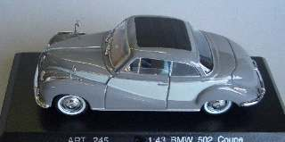 BMW 502 COUPE' 1959       1/43