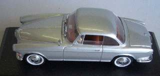 BMW 503 COUPE SILVER      1/43