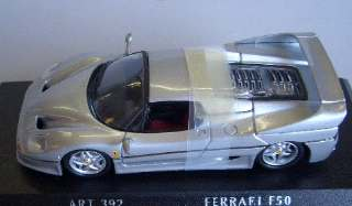 FERRARI F 50 COUPE  ARG. 1/43