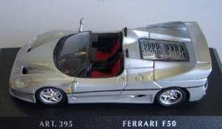 FERRARI F 50 CABRIO  ARG. 1/43