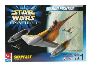 NABOO FIGHTER        STAR WARS