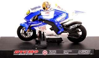 MOTO FIAT YAMAHA GP ROSSI SLOT