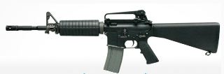 FUCILE M15A4 TACTICAL CARBINE