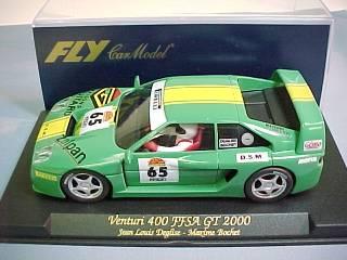VENTURI 400 FFSA GT2000  VERDE