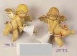 ANGELI CON CAMPANA 7cm     1pz