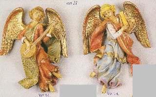 ANGELI MUSICANTI      21cm 1pz