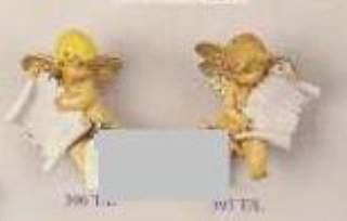 ANGELI CON PERGAMENA 7cm   1pz
