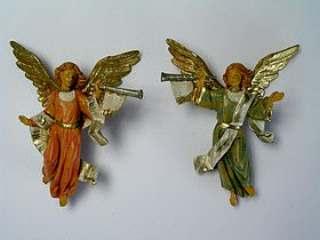 ANGELO C/TROMBA N°15 12cm LEGN