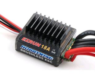 VARIATORE BRUSHLESS 18Ah  1/18