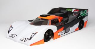 CARROZZERIA MF10 PAN CAR  1/10