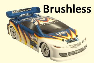 S10 BLAST TC2 BRUSHLESS   1/10