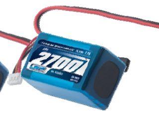 PACCO LiPo RX 7,4v 2700mAh 3+2