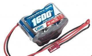 PACCO RX 6v 1600mAh 3+2    BEC