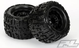 GOMME + CERCHI TRENCHER X 3.8