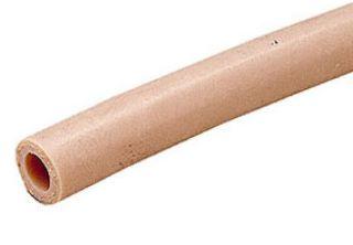 TUBO SILICONE TELATO      11mm