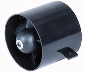 VENTOLA ELETTRICA DA 72mm