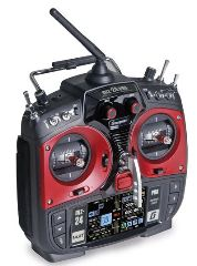 MZ-24 PRO RADIO 12ch    2,4Ghz