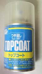 SPRAY TRASPARENTE OPACO   88ml