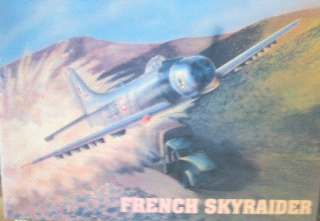 FRENCH SKIRAIDER AD-4     1/72