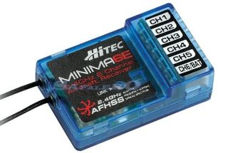 MINIMA 6E RX 6ch  AFHSS 2,4Ghz