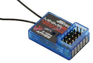 RX MINIMA 6S 6ch 2,4Ghz    ECO