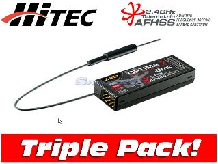 BOX 3pz RX OPTIMA 7     2,4Ghz