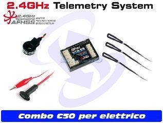 HTS-SS BLUE C50 TELEMETRIA
