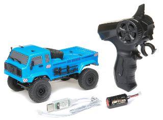 BARRAGE UV 4WD BLU RTR    1/24 SCALER