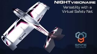 E-FLITE NIGHTvisionaire BNF