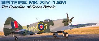 SPITFIRE Mk XIV 1,2mt BNF
