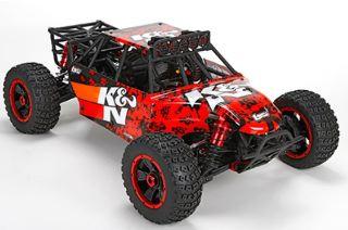 LOSI K&N DBXL BUGGY 4WD    1/5