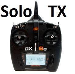 RADIO DX6e 2016 6ch SOLO TX