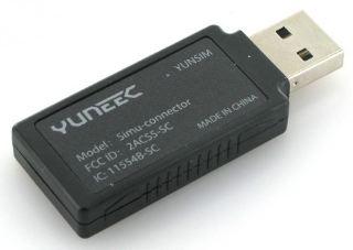 SIMULATORE DI VOLO USB  YUNEEC