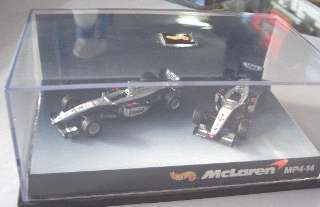 McLAREN MP4-14 MIKA+DAVID 1/64
